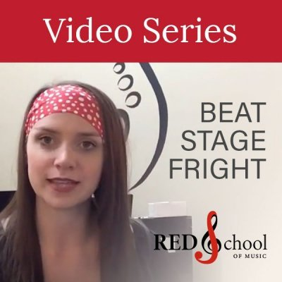 Chelsea Melcher Headshot for Beat Stage Fright Video Series