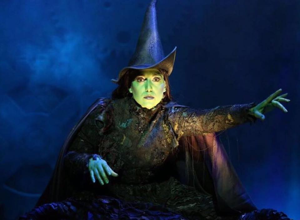 Jessica Vosk as Elphaba
